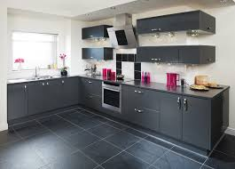 L Shaped Kitchen Design Captivating Small L Shaped Kitchen Design With Sleek Counter Top