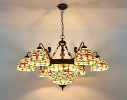 stained glass chandelier stained glass chandelier stained glass chandelier canada