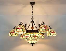 stained glass chandelier stained glass chandelier stained glass chandelier canada