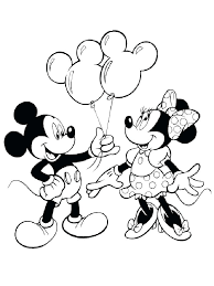Free Printable Mickey Mouse Coloring Pages At Getdrawingscom Free
