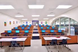 Beautiful School Computer Lab Design 11 For Your House Decorating School Computer Room Design