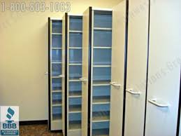 pull out storage system for files boxes books supplies