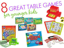 table games. 8 great table games for younger kids 1 of 9