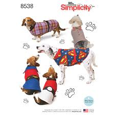 Simplicity Dog Patterns Interesting Design