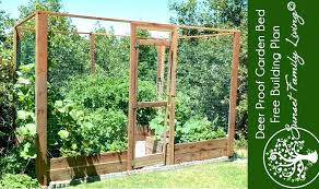 best way to keep deer out of garden how to keep deer out of garden build
