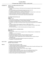 Ad Trafficker Resume Sample Ad Operations Resume Samples Velvet Jobs 1