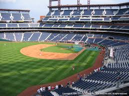 Citizens Bank Park View From Arcade 236 Vivid Seats