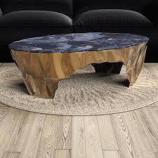 stone coffee table. Coffe Table Broken Stone Coffee