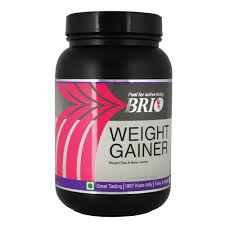 brio weight gainer 1 5kg
