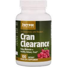 "Клюква с витамином C Jarrow Formulas ""<b>Cran Clearance</b> ..."