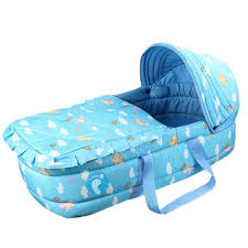Baby Bed Portable Baby Bassinet Bed for 0 7Month Baby Basket ...