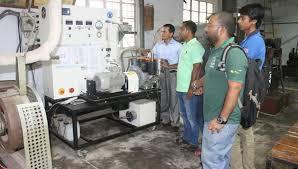 Thermal Engineering Lab - Department of Mechanical Engineering, RUET