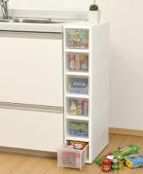 storage rack slim kitchen slim storage basket slim storage