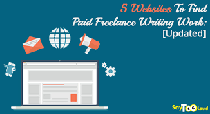 career guidance help top websites for getting lance writing  career guidance help top 5 websites for getting lance writing work