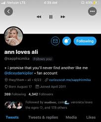 Copy paste ideas, how to do it? Link Loves Austin On Twitter Matching Layouts Bios With Ann