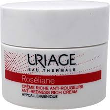 <b>Uriage</b> Roseliane Anti-Redness <b>Rich</b> Cream 50ml For Dry Skin ...