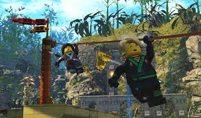 Buy The LEGO NINJAGO Movie Video Game Nintendo Switch - compare prices