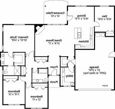 Small House Plan Two Bedrooms Suitable To Narrow Lot Affordable Affordable House Plans To Build