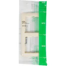 Рамка для <b>розеток</b> и выключателей <b>Schneider</b> Electric W59 <b>2</b> ...