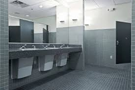 office washroom design. how to create public washroom design layout? office