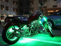 Led Motorrad ...