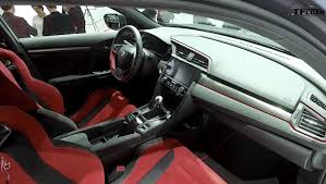 2018 honda type r interior. delighful honda 2018 honda civic type r interior seats with o