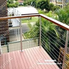 deck railing options deck railing options deck railing options modern wood and cable railing deck railing deck railing options