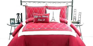 Red And Black Bed Bedroom Ideas White Special – Decor Ideas ...