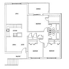 3 bedroom house floor plan 3 bedroom house floor plans new small in low budget modern 3 bedroom house floor plan