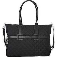 Black Fabric Quilted Handbags and Purses - eBags.com & 2 Colors Adamdwight.com