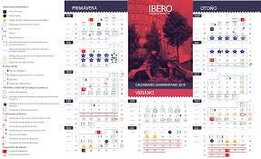 Calendario 2007 Mexico Alumnos Calendario Escolar Ibero