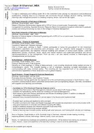 Mba Resume Template Free Download Harvard Resume Template Project