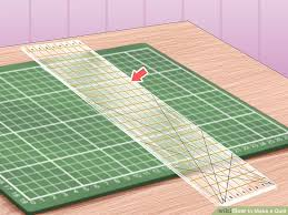 The Best Way to Make a Quilt - wikiHow & Image titled Make a Quilt Step 3 Adamdwight.com
