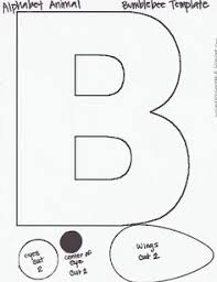 6166de15ecb14a7aac6386bbbf5c3361 letter b crafts abc crafts