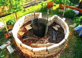 Full Image For Keyhole Garden Bed Gardening Kit Design The African Custom Keyhole Garden Design