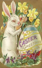 Image result for vintage easter card