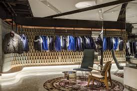 Interior Design For Menswear Sbid Interior Design Blog Project Of The Week Harvey Nichols