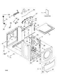 Wiring diagram of manual washing machine valid kenmore model rh gidn co kenmore washing machine wiring