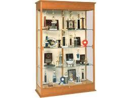 Trophy Display Stand Impressive Varsity Trophy Display Case 32Wx32H Trophy Display Cases