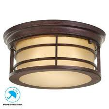 2 light bronze outdoor ceiling
