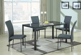 glass and metal furniture. Well Suited Glass Metal Dining Table 60 Round Top Extendable And Furniture