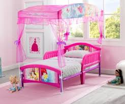 Details about Bed Toddler Disney Canopy Children Delta Mini Mouse ...