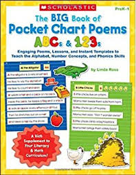 Amazon.com: 30 Pocket Chart Poems That Teach Phonics: Irresistible ...