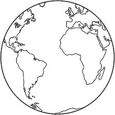 Small Picture Earth Coloring Page Amazing brmcdigitaldownloadscom