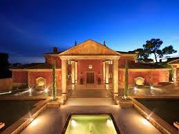 Magnificent New Roman Style Palatial Villa Spain Homes
