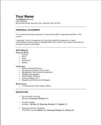 Example Retail Resume | Madebyrichard.co