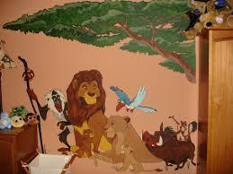 Lion King Bedroom Decorations Lion King Bedroom Stargardenws