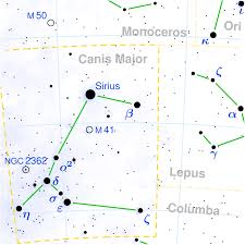 What Is A Star Chart Sirius Wikipedia
