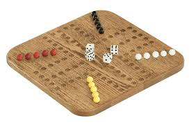 Wooden Aggravation Board Game Oak Wood Aggravation Game 100100 Players 90