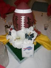 Wedding Reception Arrangements For Tables Sports Themed Weddings Sports Themed Wedding Reception Centerpieces